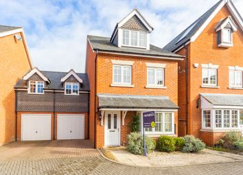 5 bed link-detached house for sale in Brackendale Close, Englefield Green, Egham TW20