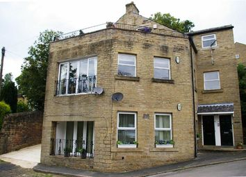 Thumbnail 2 bed flat to rent in Shaw Lane, Holywell Green, Halifax