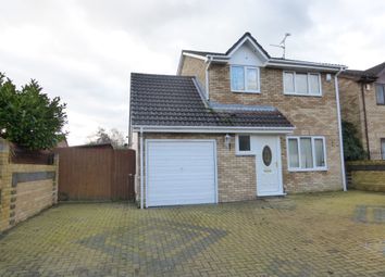 Thumbnail 3 bedroom detached house for sale in Willowherb Close, St. Mellons, Cardiff