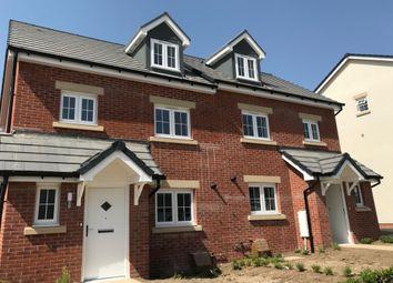 Thumbnail 3 bed semi-detached house for sale in Cloakham Lawns Cloakham Drive, Axminster, Devon