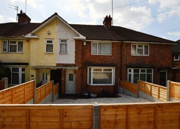 Thumbnail 3 bedroom terraced house for sale in Hawkesyard Road, Erdington, Birmingham