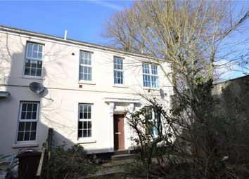 Thumbnail 1 bedroom end terrace house for sale in Ladywell House Cottages, Ladywell Place, Plymouth, Devon