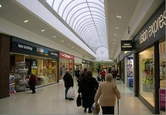 Thumbnail Retail premises to let in Unit 8 The Springs Shopping Centre, Buxton, Derbyshire