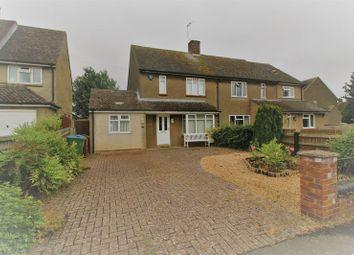 Thumbnail 3 bed semi-detached house to rent in Roberts Road, Haddenham, Aylesbury