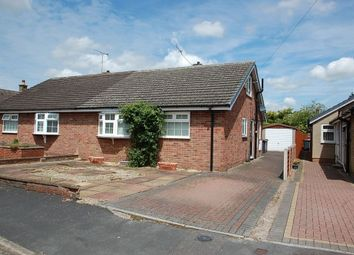 Thumbnail 2 bed bungalow to rent in Fullbrook Avenue, Barton Under Needwood, Burton Upon Trent, Staffordshire