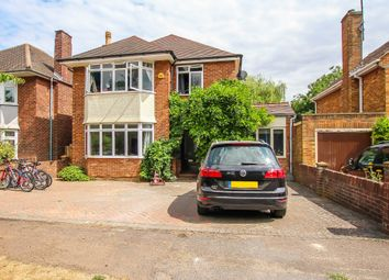 Thumbnail 5 bed detached house for sale in Durnford Way, Cambridge