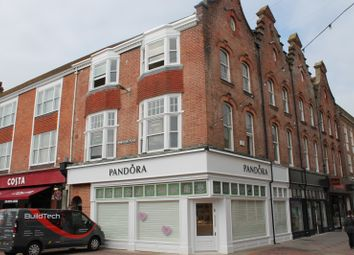 Thumbnail 3 bedroom maisonette to rent in Montague Place, Worthing