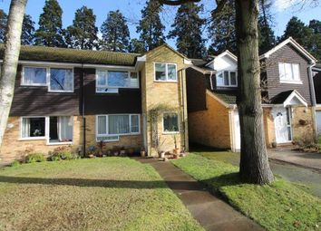 Thumbnail 3 bed end terrace house for sale in Camberley, Surrey