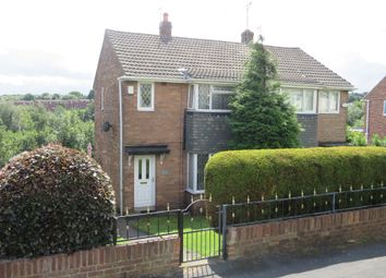 Thumbnail 3 bed semi-detached house for sale in Spring Valley Drive, Bramley, Leeds
