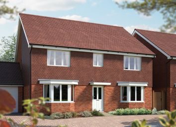 "Thumbnail 5 bed detached house for sale in ""The Winchester"" at Chalkers Lane, Hurstpierpoint, Hassocks"