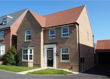Thumbnail 4 bed detached house for sale in Frazier Avenue, Wakefield