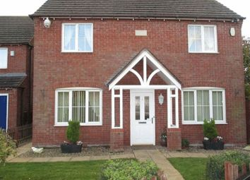 Thumbnail 4 bed detached house for sale in Pinfold Close, Hinckley