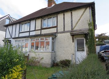 Thumbnail 2 bed semi-detached house for sale in Dale Avenue, Brighton