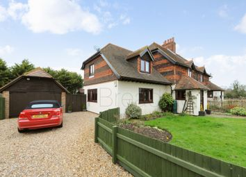 Thumbnail 4 bed semi-detached house for sale in Hansletts Lane, Ospringe
