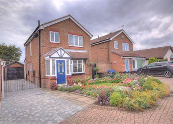 Thumbnail 3 bed detached house for sale in Evesham Croft, Bridlington