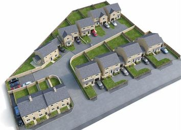 Thumbnail 4 bed detached house for sale in Willow Reach, Mill Moor Road, Meltham, West Yorkshire