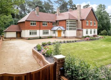 Thumbnail 7 bed detached house for sale in Hindhead Road, Hindhead, Surrey