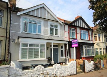 Thumbnail 3 bed terraced house for sale in Brightwell Avenue, Westcliff-On-Sea
