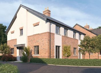 Thumbnail 3 bed semi-detached house for sale in The Appleyard, Mountsorrel Lane, Rothley