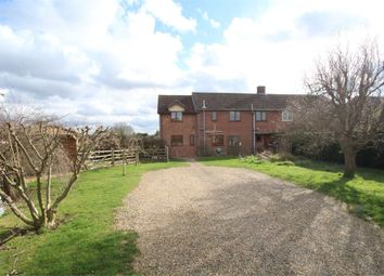 Thumbnail 4 bedroom semi-detached house for sale in Edmunds Road, Buxhall, Stowmarket, Suffolk