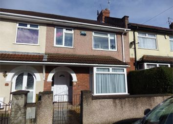 Thumbnail 3 bed terraced house for sale in Fitzgerald Road, Bedminster, Bristol