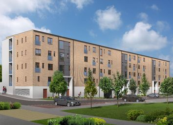 Thumbnail 1 bed flat for sale in Citypark, Off Ferry Road, Edinburgh
