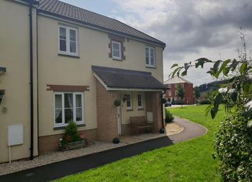 Thumbnail 3 bed terraced house for sale in Kingswood Road, Crewkerne