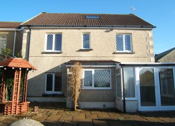 Thumbnail 4 bed detached house to rent in Woodlands, Llwynhendy Road, Llanelli