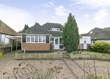 Thumbnail 3 bed detached bungalow for sale in Hillside, Banstead, Surrey