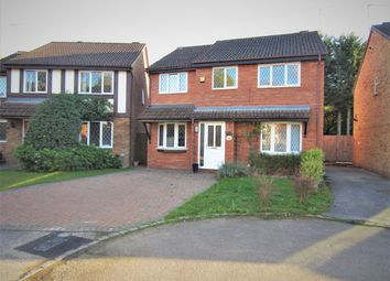 Thumbnail 4 bed detached house for sale in Laburnum Road, Winnersh, Wokingham