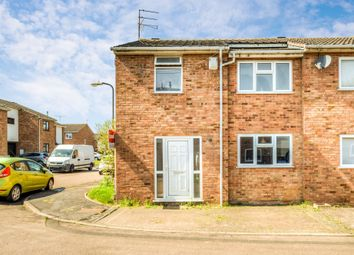 Thumbnail 4 bed end terrace house for sale in Alderton Mews, Lambourn Crescent, Sydenham, Leamington Spa