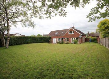 Thumbnail 4 bed detached house to rent in Weybank, Bentley, Farnham