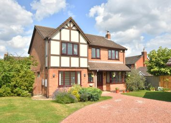 Thumbnail 4 bed detached house to rent in Sheridan Way, Stone, Staffordshire