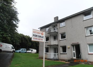Thumbnail 2 bed flat for sale in Craighill, East Kilbride
