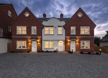 3 bed terraced house for sale in Kings Mews, Kingsway, Gerrards Cross, Bucks SL9