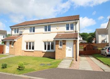 Thumbnail 3 bed semi-detached house for sale in Linum Grove, Kirkcaldy, Fife