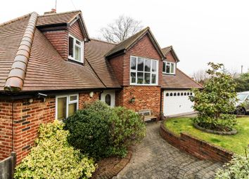 Thumbnail 5 bed detached house for sale in Beech Road, Purley On Thames Reading