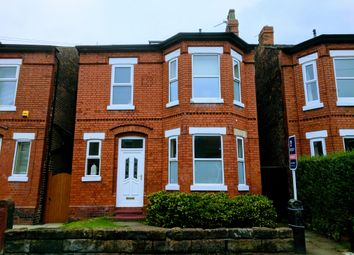 Thumbnail 5 bed detached house for sale in Navigation Road, Altrincham