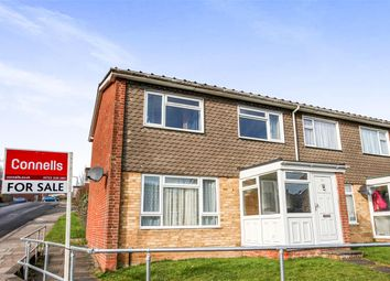 Thumbnail 2 bed end terrace house for sale in Gainsborough Close, Salisbury