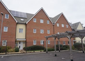 Thumbnail 2 bed flat to rent in Red Admiral Court, Noak Hill, Harold Wood
