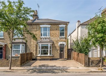 Thumbnail 3 bedroom semi-detached house for sale in The Avenue, Hornsey, London
