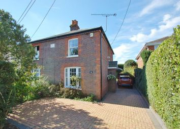 Thumbnail 3 bed semi-detached house for sale in Penn Road, Hazlemere, High Wycombe