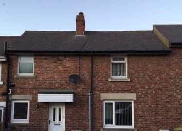 Thumbnail 2 bed terraced house for sale in Green Avenue, Houghton Le Spring, Tyne & Wear