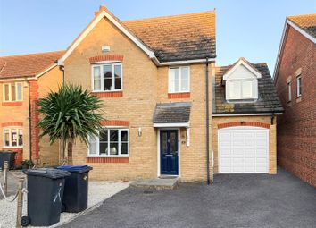 Thumbnail 4 bed detached house for sale in Ladysmith Grove, Seasalter, Whitstable
