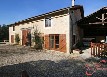 Thumbnail 3 bed barn conversion for sale in Teyjat, Dordogne, 24300, France