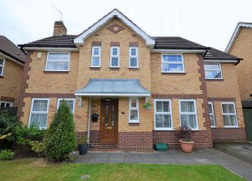 5 bed detached house for sale in 5 Roseum Close, Lincoln LN6