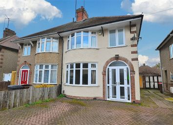 Thumbnail 3 bed semi-detached house for sale in Sandiland Road, Headlands, Northampton