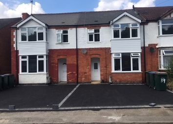 Thumbnail 5 bed terraced house to rent in Winifred Avenue, Earlsdon, Coventry