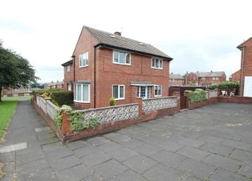 Thumbnail 3 bed semi-detached house for sale in Wardenlaw, Gateshead