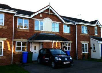 Thumbnail 2 bed terraced house to rent in Swallow Road, Driffield